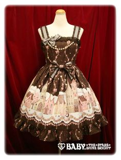 Chocolate Fascinate Fairytale Chocolita JSK