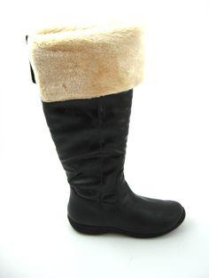 Neuaura - Arctic Vegan Boots - Black