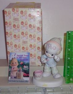 You Are Always On My Mind 1997 Precious moments Enesco Figurine #306967