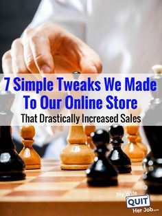 Sometimes a seemingly insignificant change to your website or online strategy can pay huge dividends. And in many cases, the answer to improving sales requires very little effort to implement. In this article, I'm going to discuss some simple tweaks that we made to our website that had a dramatic impact on our business.  Before I get into the guts of what we did, I just want to stress the importance of obtaining quality metrics for your website. It is especially vital that you accurately...