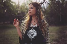Moon Goddess Lookbook // The Bohemian Collective