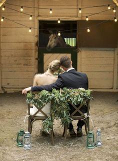 barnyard wedding, country, cowboy boots, cowboy, rustic wedding ideas, elegant wedding ideas, outdoor wedding ideas, horses