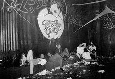 PARADISE GARAGE (Heaven In A Car Park)   DISCO UNUSUAL SOCIAL CLUB™