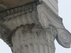 Doric Columns and the Other Orders