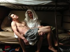 Things we do in our roommates bed when he isn't around. - Imgur