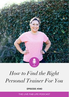 Episode How to Find the Right Personal Trainer For You — Live FAB Life with Naomi Nakamura Anxiety Self Help, Stress And Anxiety, Breathing Exercises For Sleep, Article On Women, Herbal Remedies For Anxiety, Mindfulness Based Stress Reduction, Stress Management Techniques, Ways To Relieve Stress, Natural Stress Relief