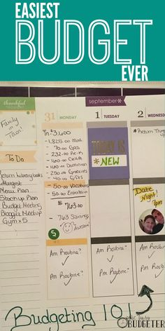How to start a budget... When you suck at budgeting. This was so perfect for me! I get so overwhelmed with a budget. Stuff always comes up last minute and we go over it every time. This answered so many of my questions. Loved it!