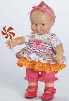 Lollipop Kewpie from The Marie Osmond Doll Company