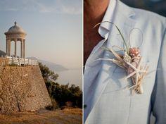 Tropical Themed Destination Wedding in Majorca | Fly Away Bride
