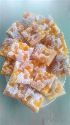 Slovak Recipes, Sweet Recipes, Oreo, Waffles, Easy Meals, Food And Drink, Sweets, Baking, Fruit