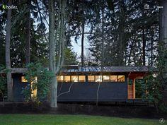 SHKS Architects // yoga studio