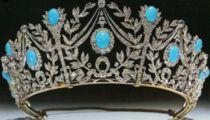 HRH Princess Margaret's Turquoise Tiara