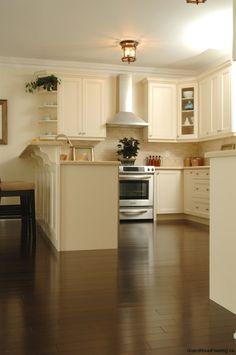 beautiful hardwood floors | Beautiful Kitchens With Hardwood Floors | Grand River Flooring Fergus ...