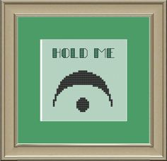 for the musically inclined: nerdy cross-stitch