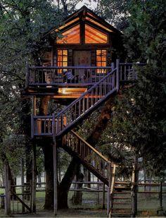 #treehouse #dreamhomeescape #escape #dreamhome #getaway #house #design #architecture #inspiration