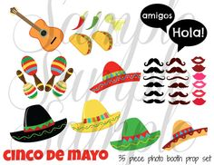 photo booth mexican - Buscar con Google