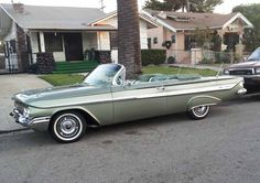 Read More About '61 Chevy Impala convertible...