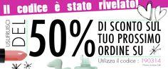 [News] E.L.F. - Sconto 50% Primavera 2013