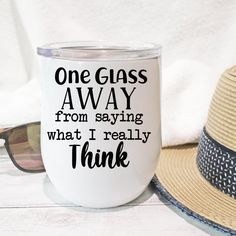 Wine Glass Sayings, Wine Glass Crafts, Sayings For Wine Glasses, Personalized Wine, Personalised Glasses, Fun Wine Glasses, Vinyl Tumblers, Wine Mom, Drinking Quotes