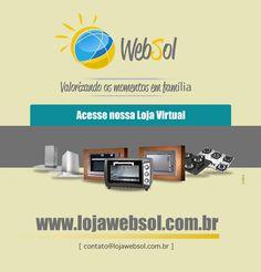 A WebSol está com muitas NOVIDADES e OFERTAS incríveis na linha cozinha. Aproveite!