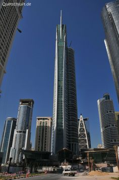 Almas Tower Dubai, UAE, 1,191 ft