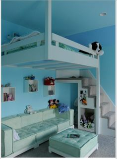 This would be a great idea for a girls bedroom or change it up and make it a gamer boy's bedroom.