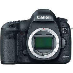 Canon EOS 5D Mark III DSLR Camera (Body Only) 5260B002 B&H Photo | B&H Photo Video
