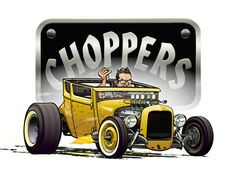 """BAD NEWS"" T / Choppers"