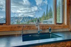 Ski Ridge Timber Frame Design – Streamline Design Wrap Around Deck, Open Concept Kitchen, Home Builders, Great Rooms, Skiing, Loft, Patio, Frame, Design