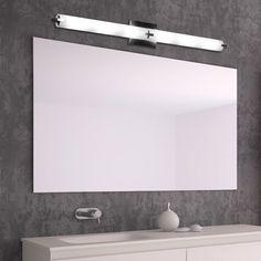 Modern Bathroom Lighting Black 4
