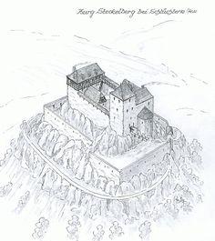 Fantasy Town, Fantasy Castle, Medieval Fantasy, Historical Architecture, Ancient Architecture, Fantasy Concept Art, Fantasy Art, Castle Layout, Castle Floor Plan