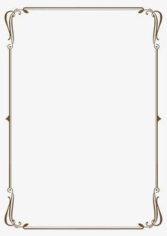 A simplicidade., Moldura, Simples, A EstéticaImagem PNG
