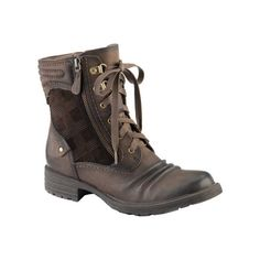 Women's Earth Summit Hiking Boot - Stone Vintage Leather Casual (10.450 RUB) ❤ liked on Polyvore featuring shoes, boots, casual, leather boots, none, earth boots, sport boots, stone boots, wide hiking boots and vintage boots