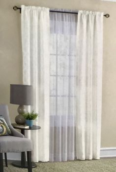 Check it out Mainstays Woven J... found at  http://keywebco.myshopify.com/products/mainstays-woven-jacquard-polyester-curtain-panels-2pc-27x84-inch-cream-new?utm_campaign=social_autopilot&utm_source=pin&utm_medium=pin