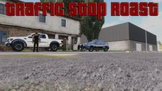 Arma 3 Life - Twitch Highlight - Traffic Stop Roast