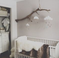 Babyzimmer Einrichten When clouds sneak into our houses Bright decor ideas Home And Decoration When Baby Boy Rooms, Baby Bedroom, Baby Room Decor, Baby Boy Nurseries, Nursery Room, Girl Nursery, Kids Bedroom, Nursery Decor, Nursery Ideas