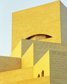 Museo del Arte Islámico, en Doha, Qatar