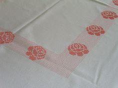 Elisaricamo: Ultimo ricamo di Simona Cross Stitch Borders, Cross Stitch Flowers, Cross Stitch Patterns, Cross Stitch Embroidery, Quilts, Blanket, Border Pattern, Cross Stitch, Craft