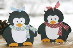 bolsitas cumple pinguino bebe - Buscar con Google