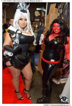 THE WIT AND WEIRDNESS OF AL BRUNO III: (Recommended Hotness) AlyChu and Ivy Doomkitty get their Velma on!