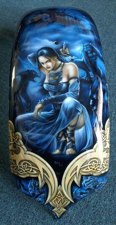 Custom Motorcycle Paint | eBay