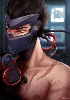 Blackwatch Genji by Raspcherry