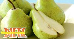 Perâs fornecem uma boa fonte de fibra, e também é uma boa fonte de vitamina B2, C, E, cobre e potássio. Elas contêm também uma quantidade significativa de pectina, que é uma fibra solúvel.Talvez você não saiba mais as Pêras tem uma maior concentração de pectina do que as maçãs.Isso ...