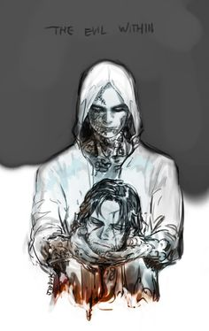 Ruvik and Sebastian The Evil Within Game, Cry Of Fear, Psychological Horror, Dark And Twisted, Im Losing My Mind, Spideypool, Geek Out, I Am Game, Game Character