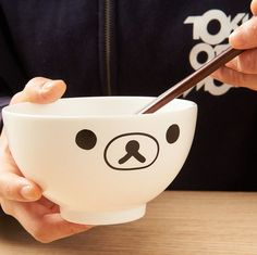 Rilakkuma Rice Bowl