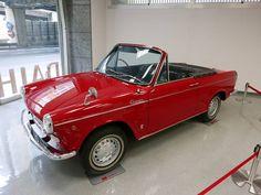 1965年発売のコンパーノ・スパイダー Daihatsu, Wheels, Japan, Cars, Vehicles, Autos, Car, Car, Automobile