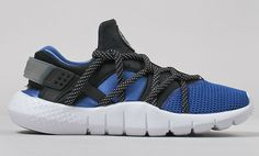 Nike Huarache NM Black/Blue