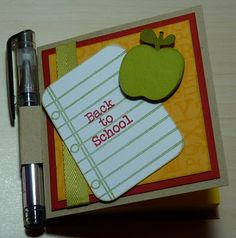 Post-it Note holders