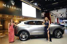 The Maserati Levante SUV Will Compete with High End Porsche Cayennes http://www.motorverso.com/?p=8999