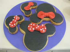 Mπισκότα - Μίνι Μάους! #sugarela #mpiskota #MiniMouse